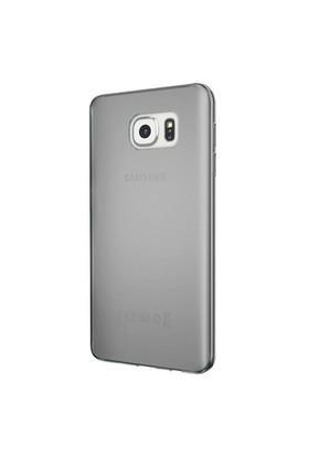 Cepsesuar Samsung Galaxy S7 Edge Kılıf Silikon 0.2 Mm Siyah