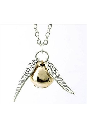 Köstebek Harry Potter - The Golden Snitch Pendent Kolye