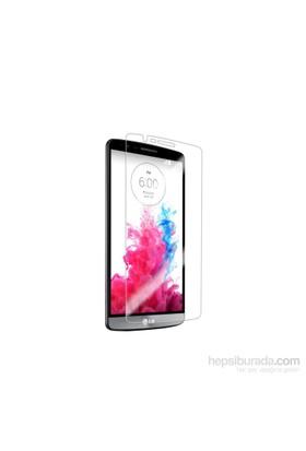 Case 4U LG G3 Ultra Şeffaf Ekran Koruyucu (Parmak izi bırakmaz)