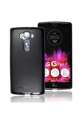 Teleplus Lg G Flex 2 Silikon Kılıf Siyah