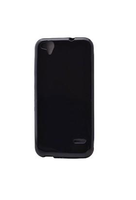 Case 4U Turkcell T60 Soft Silikon Kılıf Siyah