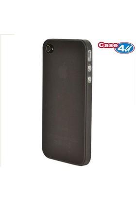 Case 4U iPhone 4/4s 0.3 mm kılıf