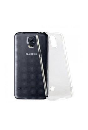 Navidata Samsung J2 İnce Şeffaf Silikon Kılıf
