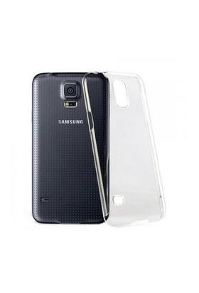 Navidata Samsung E5 İnce Şeffaf Silikon Kılıf