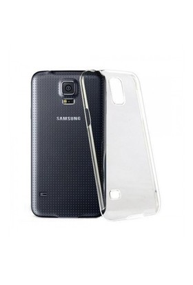 Navidata Samsung S5 İnce Şeffaf Silikon Kılıf