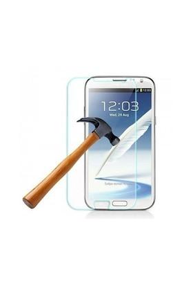 Markaawm Samsung Note 2 Ekran Koruyucu Temperli Cam