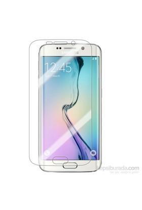Case 4U Samsung Galaxy S6 Edge Ultra Şeffaf Ekran Koruyucu