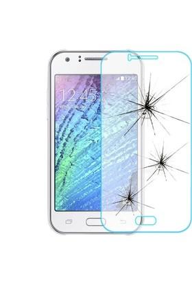 Lopard Samsung Galaxy J1 (2016) Temperli Ekran Koruyucu Film