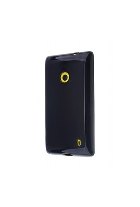 Teleplus Nokia Lumia 720 Silikon Kılıf Siyah
