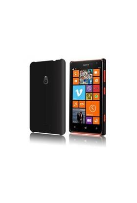 Teleplus Nokia Lumia 1320 Silikon Kılıf Siyah