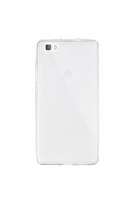 Gpack Huawei P8 Kılıf 0.2Mm Şeffaf Silikon
