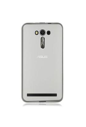 Gpack Asus Zenfone Selfie Kılıf 0.2Mm Şeffaf Silikon