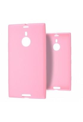 Teleplus Nokia Lumia 1520 Silikon Kılıf Pembe
