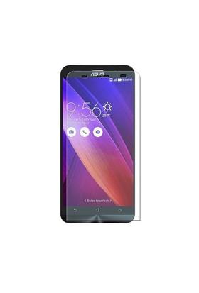 Teleplus Asus Zenfone 2 Laser Ze550kl 5.5İnç Şeffaf Cam Ekran Koruyucu