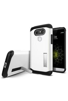 Spigen LG G5 Kılıf Slim Armor Shimmery White - A18CS20131