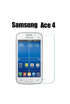 Markaawm Samsung Galaxy Ace 4 Ekran Koruyucu Temperli Cam
