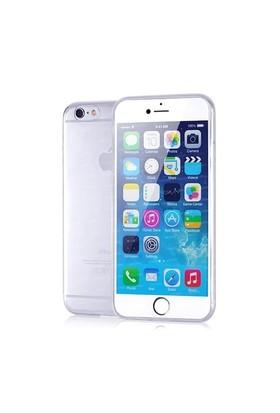 Dark Apple iPhone 6S 0,5mm Ultra İnce Şeffaf Görünmez Kılıf (DK-AC-CPI6SKL2)