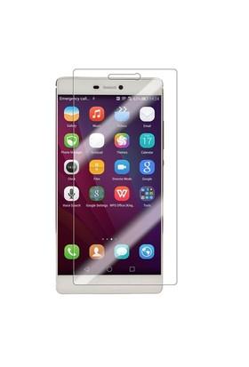 Case 4U Huawei P8 Ultra Şeffaf Ekran Koruyucu