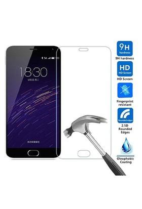 Case 4U Meizu M2 Note Cam Ekran Koruyucu