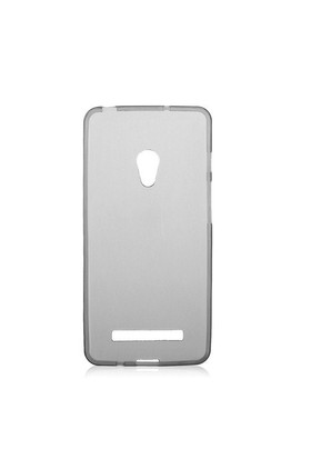 Mycolors Asus Zenfone 5 Siyah İnce Silikon Arka Kapak - MYC-0231