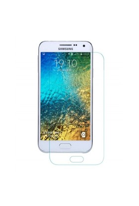Mycolors Samsung Galaxy E7 Temperli Cam Ekran Koruyucu - MYC-0250