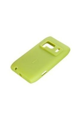 Nokia N8 Silikon Kılıf CC 1005 Yeşil