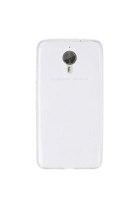 Kılıfshop General Mobile Gm5 Plus 0.2Mm Silikon Kılıf (Şeffaf)