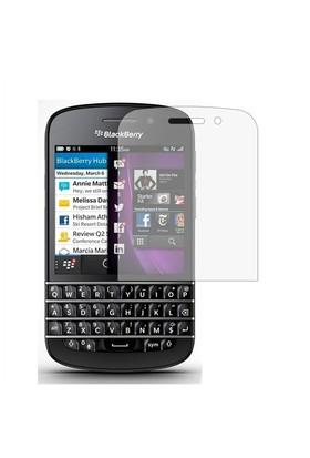 Microsonic Ultra Şeffaf Ekran Koruyucu Film - Blackberry Q10