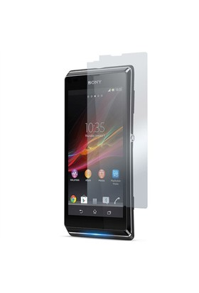Microsonic Ultra Şeffaf Ekran Koruyucu Film - Sony Xperia L