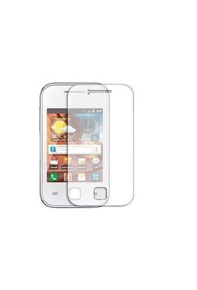 Microsonic Ultra Şeffaf Ekran Koruyucu Film - Samsung Galaxy Y Young S5260