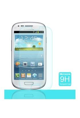 Microsonic Temperli Cam Ekran Koruyucu Samsung Galaxy S3 Mini İ8190