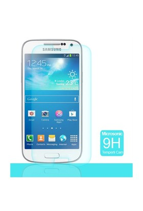Microsonic Temperli Cam Ekran Koruyucu Samsung Galaxy S4 Mini İ9190