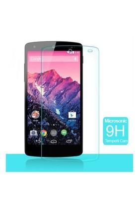 Microsonic Temperli Cam Ekran Koruyucu Lg Nexus 5