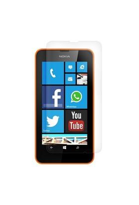 Microsonic Ultra Şeffaf Ekran Koruyucu Nokia Lumia 630 Film