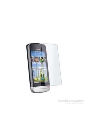 Case 4U Nokia C5-03 Ekran Koruyucu ( parmak izi bırakmaz )