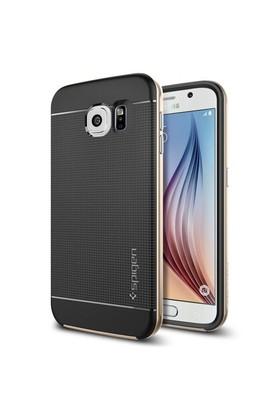Spigen Samsung Galaxy S6 Kılıf Neo Hybrid - Champagne Gold - SGP11321