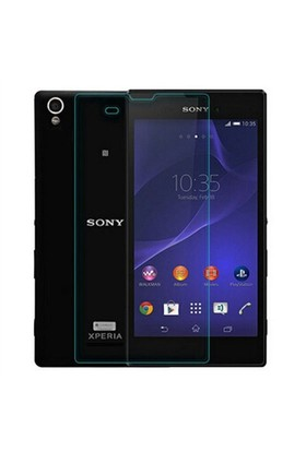 CoverZone Sony Xperiar T3 Temperli Cam Filmi