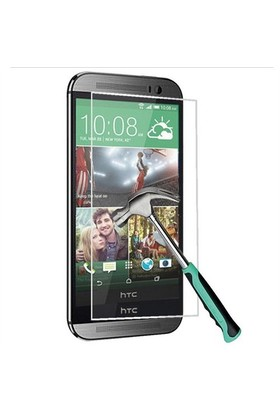 CoverZone Htc One M9 Temperli Cam Filmi