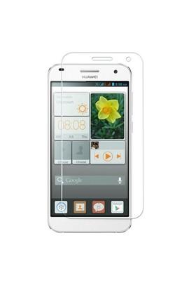 CoverZone Huawei Ascend G7 Temperli Cam Filmi