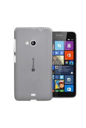Teleplus Nokia Lumia 535 Silikon Kılıf Siyah
