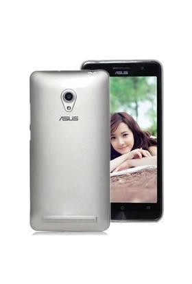 Teleplus Asus Zenfone 5 Tam Korumalı Silikon Kılıf Beyaz