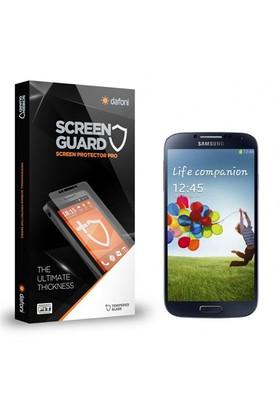 Dafoni Samsung İ9500 Galaxy S4 Tempered Glass Premium Cam Ekran Koruyucu