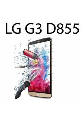 Markacase Lg G3 D855 Tempered Cam 0.26 Mm Ultra İnce