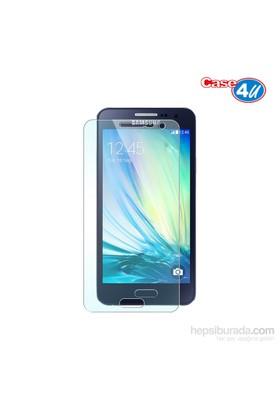 Case 4U Samsung Galaxy A3 Ultra Şeffaf Ekran Koruyucu