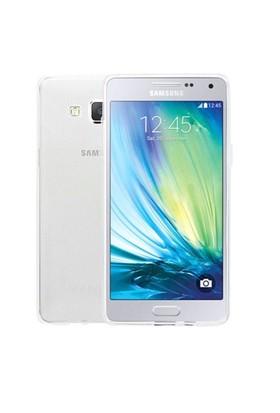 Case 4U Samsung Galaxy A5 Ultra İnce Silikon Kılıf Şeffaf