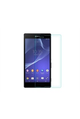Teleplus Sony Xperia T2 Cam Ekran Koruyucu Cam Ekran Koruyucu Film
