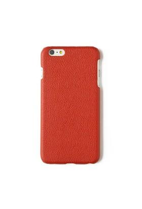 Kırmızı Deri Telefon Kılıfı - İphone 6 Plus / 6S Plus