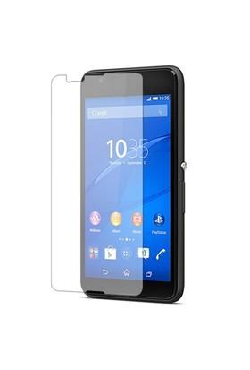 Teleplus Sony Xperia E4 Cam Ekran Koruyucu Film
