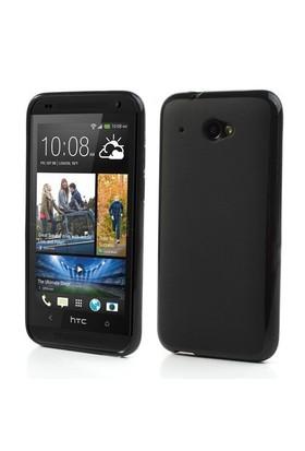 Teleplus Htc Desire 601 Silikon Kılıf Siyah