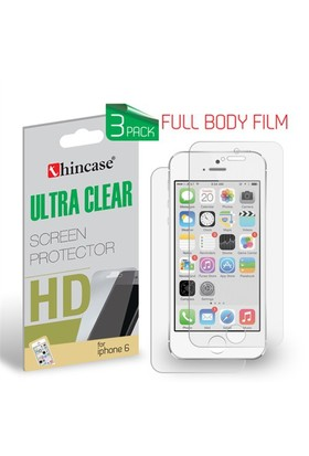 Thincase Full Body Ultra Clear Tam Koruma Soft-Anti Shock iPhone 6 - FBIP6
